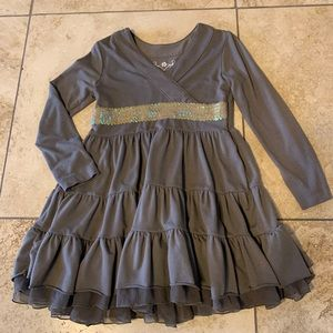 Little Girl's Twirl Dress